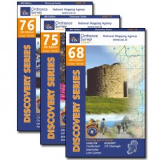 The South Leinster Way Map Bundle | 1:50,000 Discovery Series