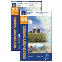 The Tipperary Heritage Way Map Bundle | 1:50,000 Discovery Series