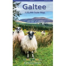 Galtee | 1:25,000 Scale Map | 25Series