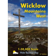 Wicklow Mountains West | 1:30,000 Scale Map
