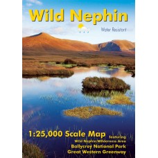 Wild Nephin | 1:25,000 Scale Map