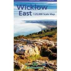 Wicklow East | 1:25,000 Scale Map