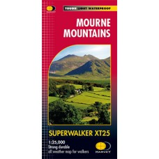Mourne Mountains | Superwalker XT25 Map Series