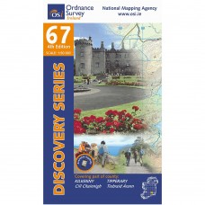 OSI Discovery Series | Sheet 67 | Part of Kilkenny & Tipperary