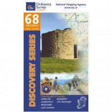 OSI Discovery Series | Sheet 68 | Part of Carlow, Kilkenny & Wexford