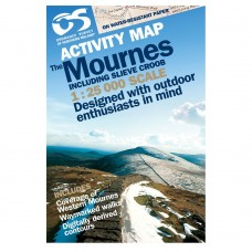 The Mournes including Slieve Croob | Activity Map
