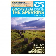 OSNI Discoverer Series | Sheet 13 | The Sperrins