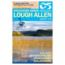 OSNI Discoverer Series | Sheet 26 | Lough Allen