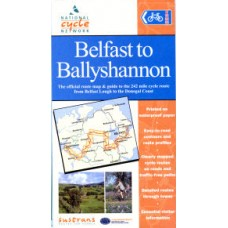 Sustrans Cycle Map | Belfast to Ballyshannon