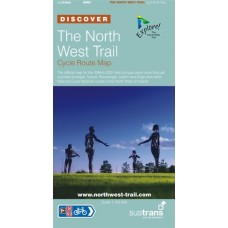 Sustrans Discover Map | The North West Trail