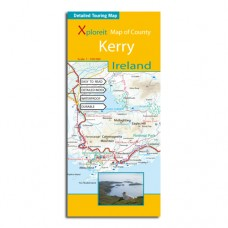 Map of County Kerry